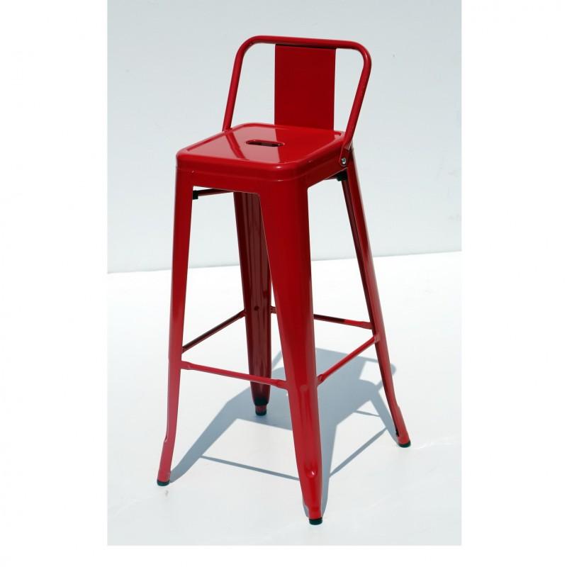 כסא בר דורתי – אדום