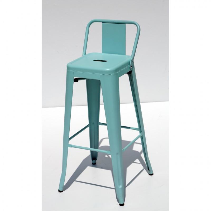 כסא בר דורתי – טורקיז