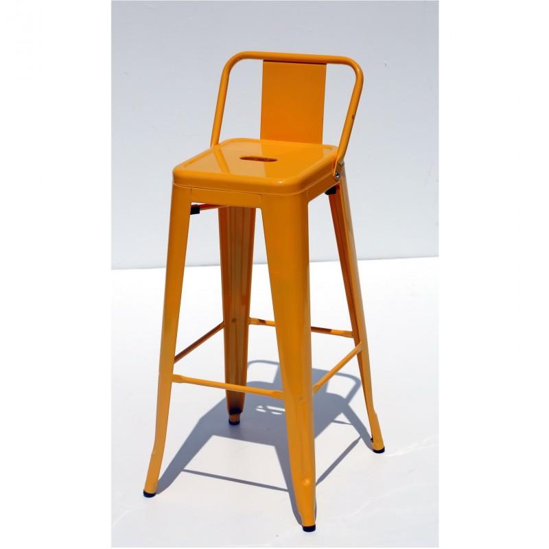 כסא בר דורתי – צהוב