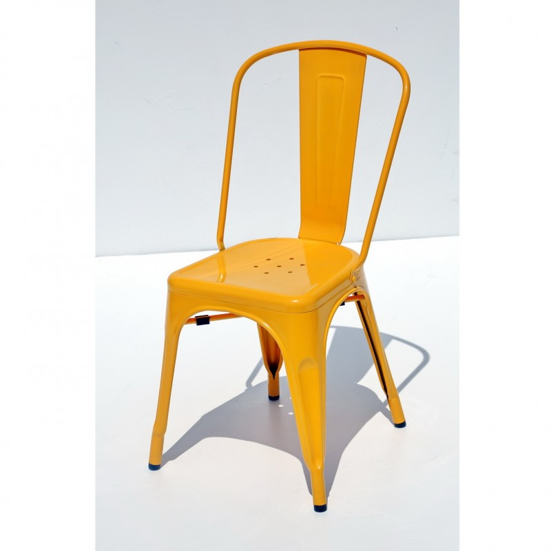 כסא דורתי – צהוב