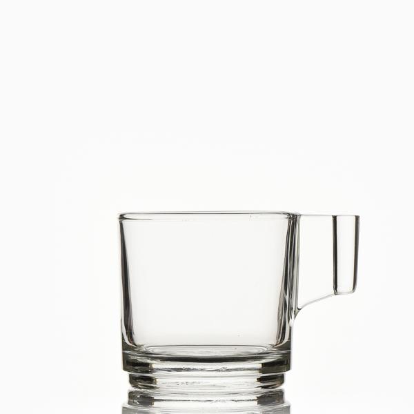 ספל זכוכית רטרו