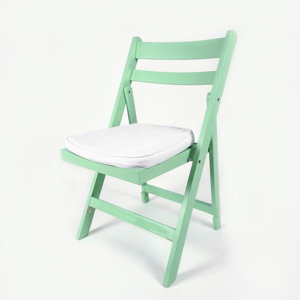 כסא עץ – מנטה
