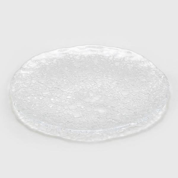 צלחת זכוכית פסיפס