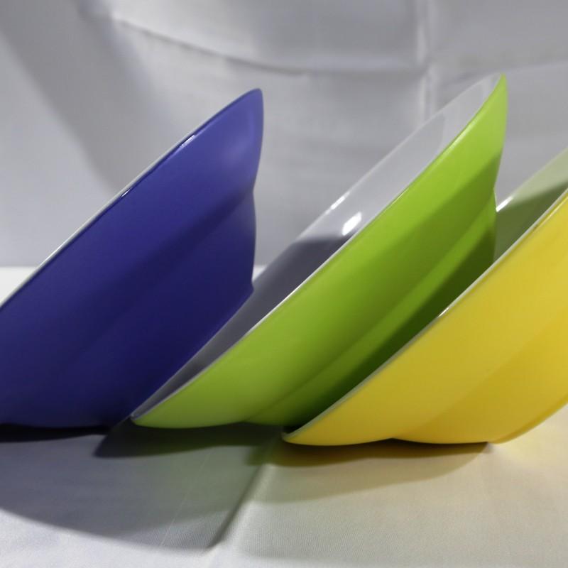 קערות יגואר 24 צבעוניות