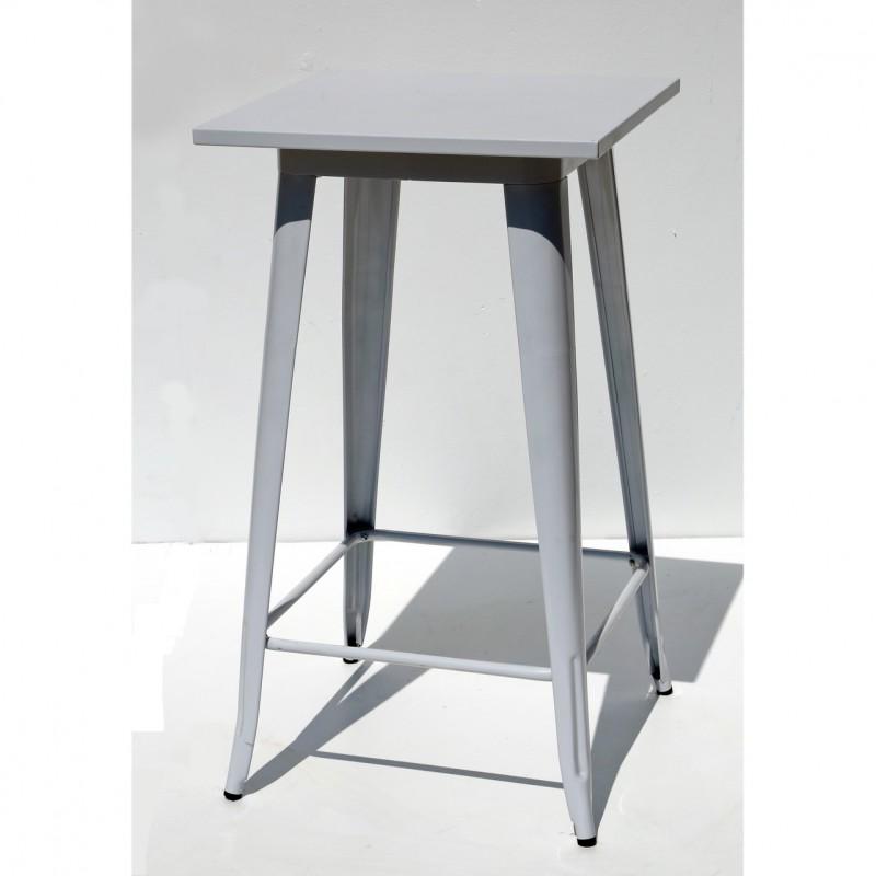 שולחן בר דורתי – לבן