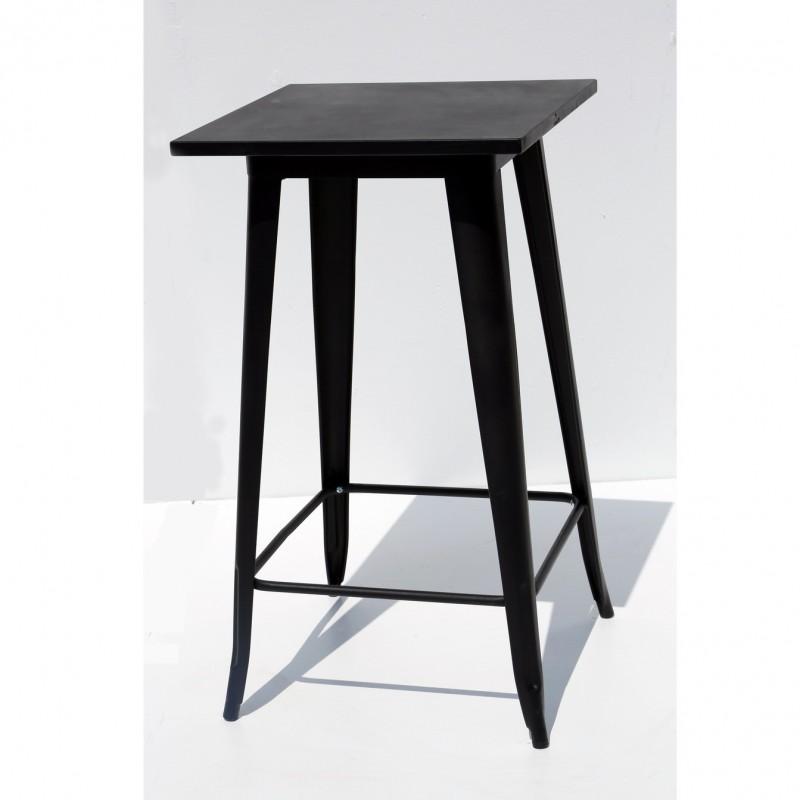 שולחן בר דורתי – שחור