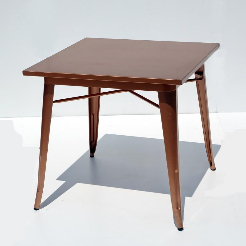 שולחן בית קפה דורתי – נחושת