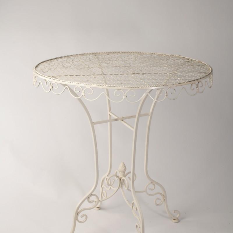 שולחן בית קפה פריזאי
